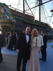 captain billy and joanne lockhart world superyacht awards